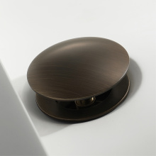 Full Copper Bronze Basin Pop Up Drain