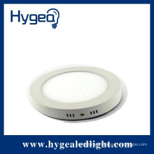 20W high brightness , round , surface mounted led panel light