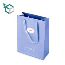 Lady Shopping für Matt Laminierte Kraft Verpackung Papier Geschenktüte