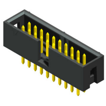 2.54mm Peti Header Connector Straight