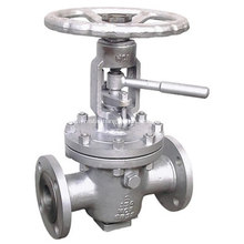 Flange Connection Lift Plug Valves
