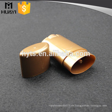 15 ml 40 ml 50 ml 75 ml ovale form pp material heißer verkauf gel deo container