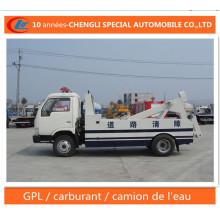 4 X 2 Camion Depanneuse Route Remorquage Truck