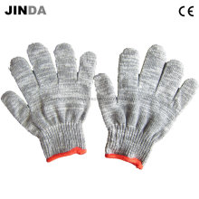 Rigger Construction Cotton Knitted Working Gloves (K003)