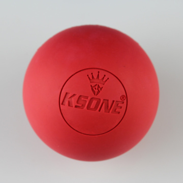 High quality Natural Rubber Lacrosse Ball