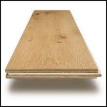Hogar roble blanco diseñado pisos de madera