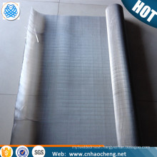 Acid resisting 60 mesh 0.15mm N2 N4 N6 N8 pure nickel woven wire cloth for tire manufacture