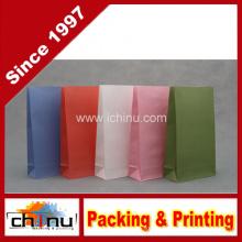 Цветная печать Kraft Paper Bag (2120)