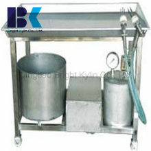 Machine à injection saline à viande marinée
