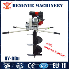Big Power Ground Drill with Reverse Function for Digging Hole