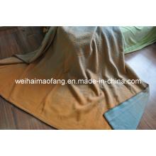 100% puro nueva manta de lana virgen (NMQ-WB033)