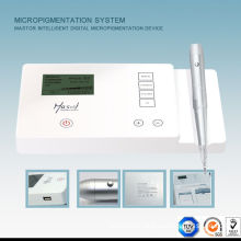 Mastor Newest Digital Chargeable Tattoo Permanent Makeup Machine