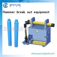 Down Hole Hammer Nehmen Sie Workbench auseinander