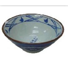 "Меламин ""Маругаме"" Рамен чаша/100%меламина посуда (QQ15808-06)"