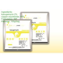 Broad-Spectrum Fungizid High Efficient Kasugamycin 47% Wp