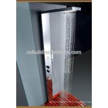 Rectangular shape shower panel,stainless steel shower panel