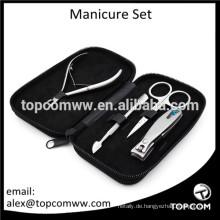 billige Maniküre-Nagelwerkzeuge mit Beutel