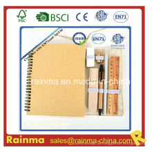 Eco Stationery Set mit Notebook