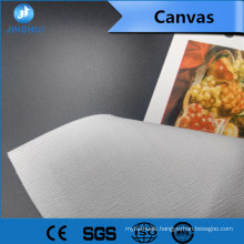 Fine Art Reproduction 220gsm canvas rolls glossy for Pigment Inks Printing