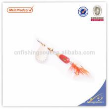 SPL017 chine en gros alibaba pêche leurre composant moule spinner leurre
