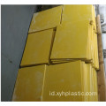 2mm Kuning 3240 Epoxy Resin Lembar Isolasi
