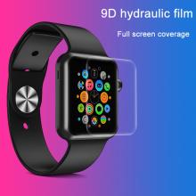 Protecteur d'écran en verre pour Apple Smart Watch 1/2/3/4/5