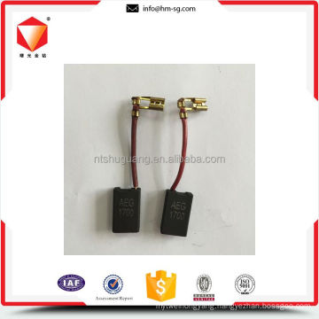 Competitive price oem for aeg starter copper carbon brush