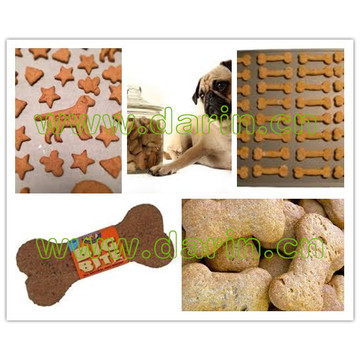 Darin Pet Biscuits Processing Line com Certificado CE