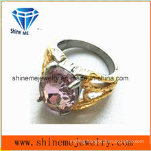 Fashion Stainless Steel Jewelry Ring (SCR2900)