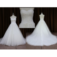 Vestido de casamento por atacado feito sob encomenda barato de China