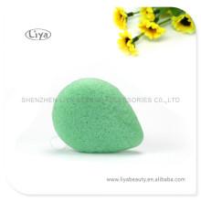Pure éponge de nettoyage du visage naturelle pour soins de la peau et du visage nettoyage