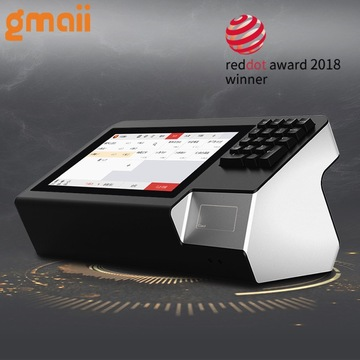10.1 Android Registrierkasse Tablet pos Terminal