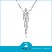 2015 Meistverkaufte Silberkette Halskette (N-0325)