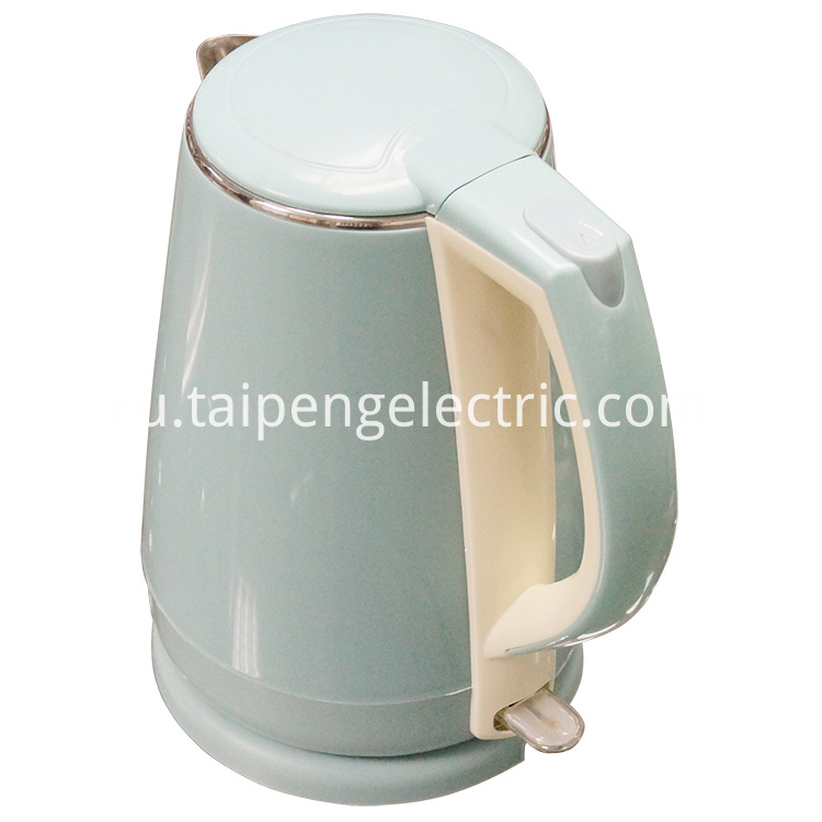 Cool touch home electric kettle