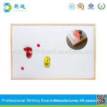 Магнитная рекламная доска и чертежная доска с деревянной рамой