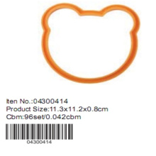 Animal Shape Plastic Cookie Cutter