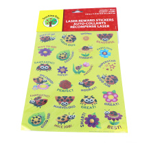 Styling Stickers Cute Cartoon Insects Foam Sticker For Diary Album Memo Pad Children Toys Sticker