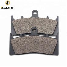 Peças de Reposição Da Motocicleta Frente Traseira Pastilhas de Freio Kit de Freio De Cojin FA188 para ZX6R ZX7R ZX9R GSXR750 GSXR1100 GS1200