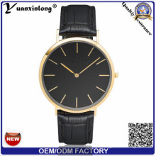 Newest Design Custom Hands China Wholesale Japan Movt Hand Watch for Men
