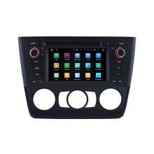 Carro DVD da tela de toque de Android5.1 para BMW 1 série E87 E88 E81 E82 2004-2011 Navegação de rádio 3G do GPS