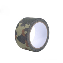 Nature Rubber Heavy Duty Strong Custom Design Cheap Waterproof Camouflage Cloth Duct Tape For Wholesale