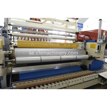 PE 2000mm Wrapping Stretch Film Making Line