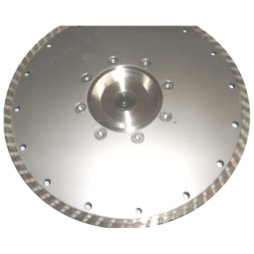 Kaltgepresstes gesägtes Diamant-Werkzeugsägeblatt