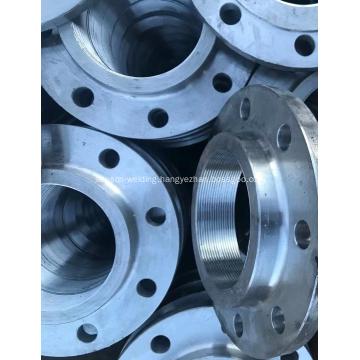 150lb RF A105n Carbon Steel B16.5 Thread Flange