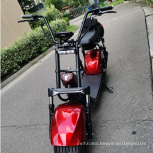 Popular Product Nice Quality 60V 2000W Big Power Electric Scooter Citycoco