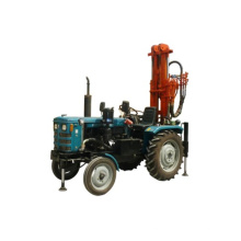 TQZ200 Hengwang RG Tractor Type 200M Water Well Bore Hole Drilling Rig for sale in Philippines