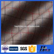 Полиэфирная вискозная ткань с шерстью для мужского костюма от Keqiao
