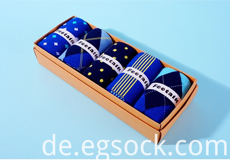 Confortable Dress Men Sock
