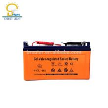 fully-sealed anti-theft screw storage gel battery 12v 250ah 100AH 120AH