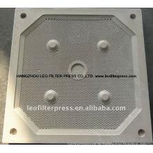 Leo Filterpresse Verschiedene Ersatzfilterplattengröße Kammerfilterpresse